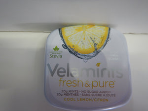 Velamints Lemon Sugar Free