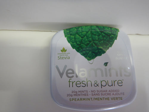 Velamints Spearmint Sugar Free
