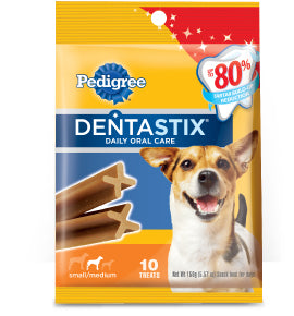 Pedigree DENTASTIX Original Daily Oral Care Dog Treats
