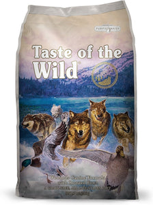 Taste Of The Wild Wetlands Dry Dog Food