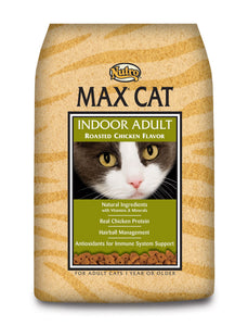 Nutro Max Cat Indoor Adult Chicken Dry Cat Food