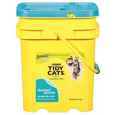 Tidy Cats Scoop Instant Action Litter for Multiple Cats