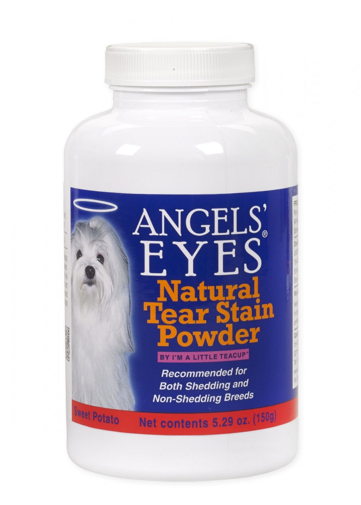 Angels' Eyes Natural Sweet Potato Tear Stain Powder for Dogs and Cats