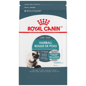 Royal Canin Indoor Intense Hairball 34 Dry Cat Food