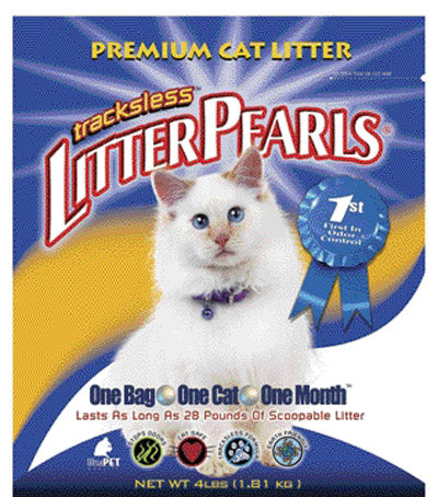 Ultra Pet Litter Pearls Trackless Cat Litter