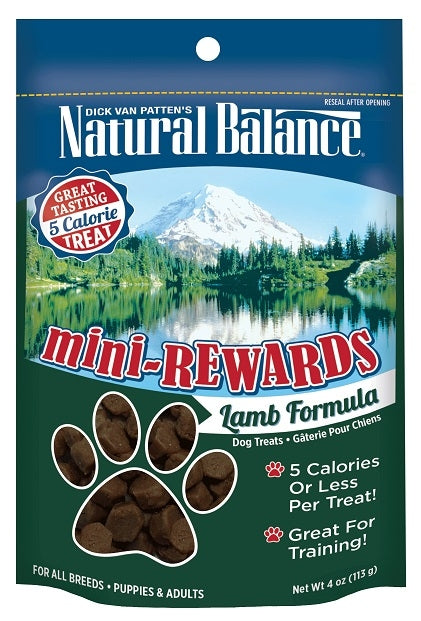 Natural Balance Mini Lamb Training Treats