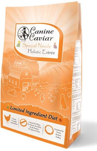 Canine Caviar Special Needs Holistic Entree Dry Dog Food