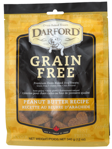 Darford Grain Free Peanut Butter Recipe Oven Baked Dog Treats