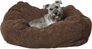 K&H Pet Products Cuddle Cube Mocha Pet Bed