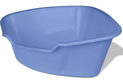 Van Ness High Side Corner Cat Litter Pan