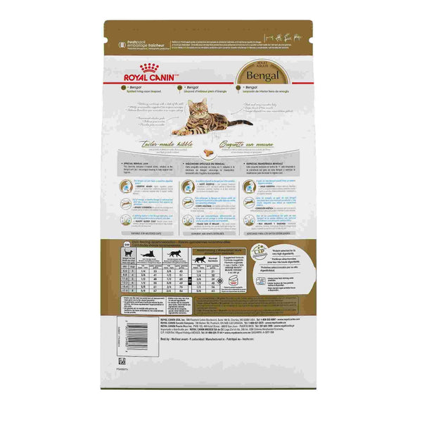 Royal Canin Adult Bengal Dry Cat Food