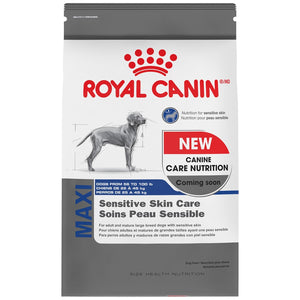 Royal Canin Adult Maxi Sensitive Skin Care Dry Dog Food