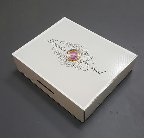 Happily Ever After Preservation Memory Box - preserve accessories from your wedding.