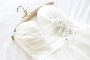 Wedding Gown Clean Only Service