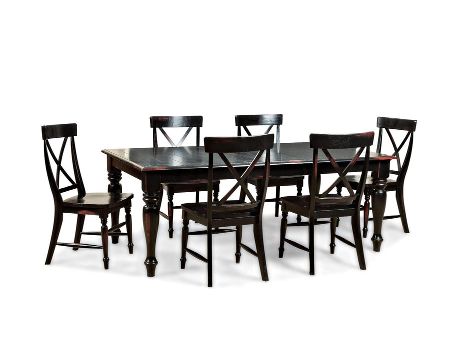Four Leg Dining Table