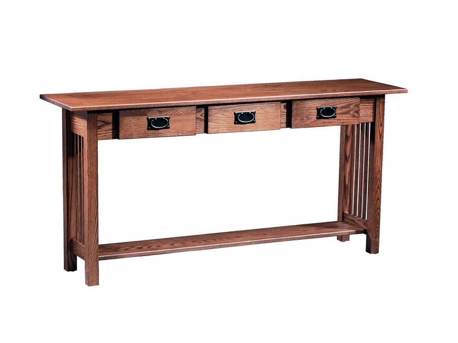 3 Drawer Sofa Table