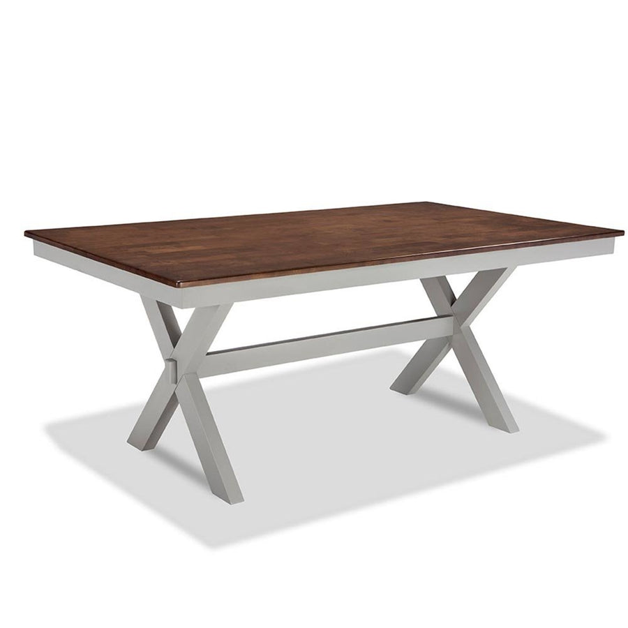 42 x 72 Trestle Dining Table