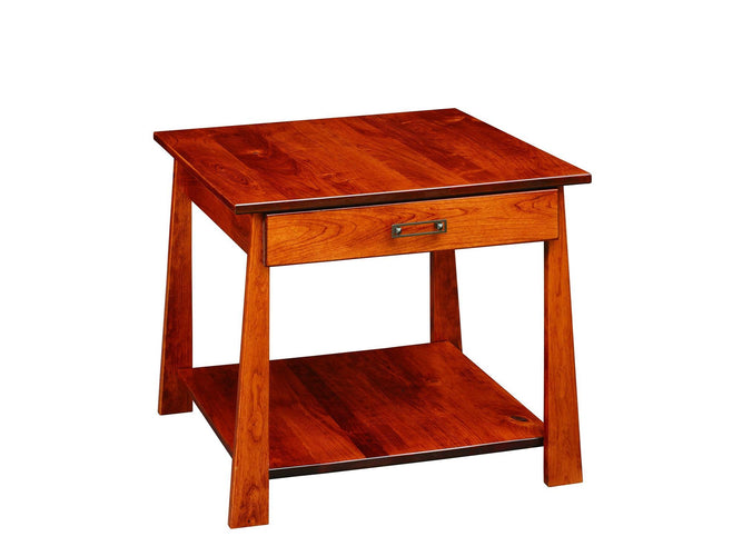 Large End table w/ Drawer