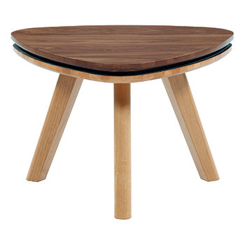 "Low Cocktail End Table 16.5""H"