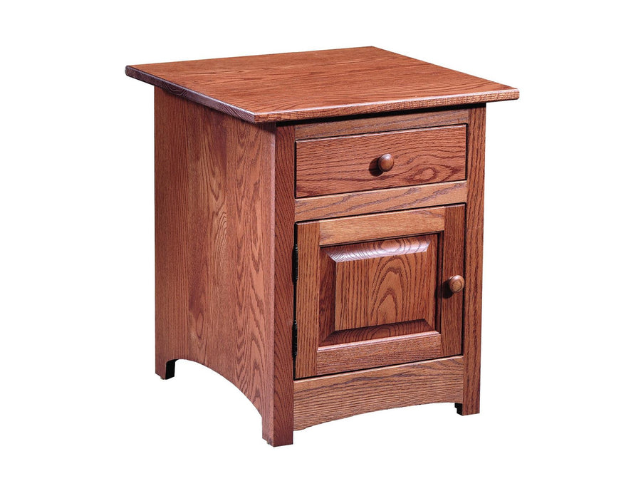1 Door End Table