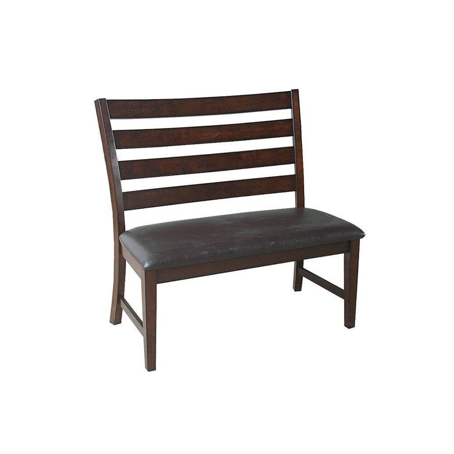 Ladder Dining Bench | Raisin