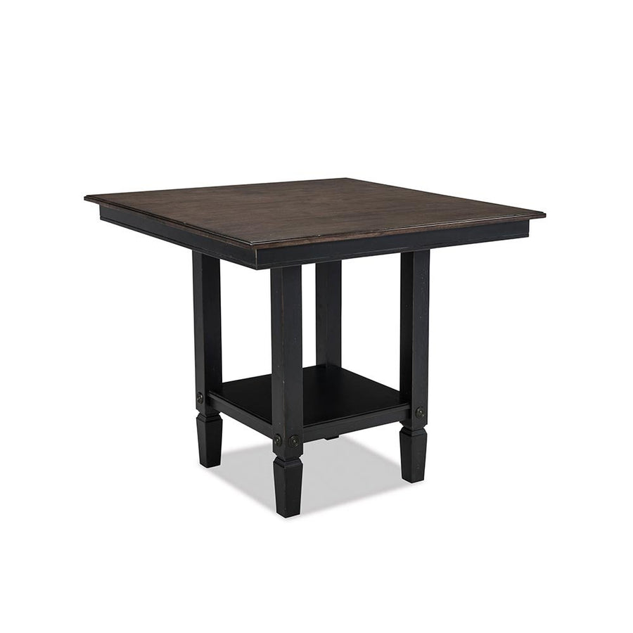 Counter Table | Black & Charcoal