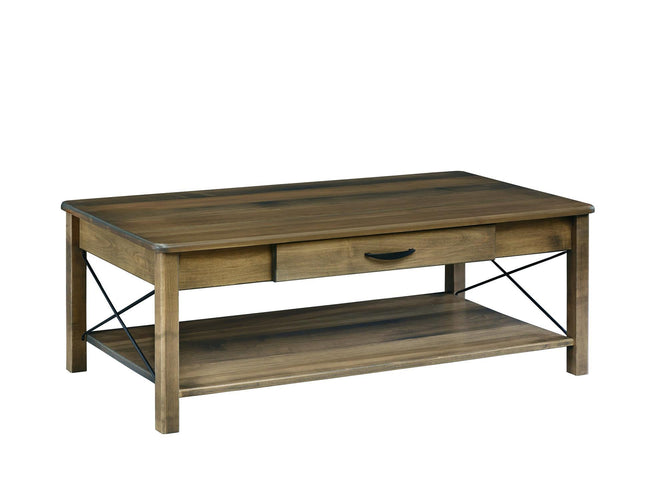 Crossway Lg Coffee Table with Drawer