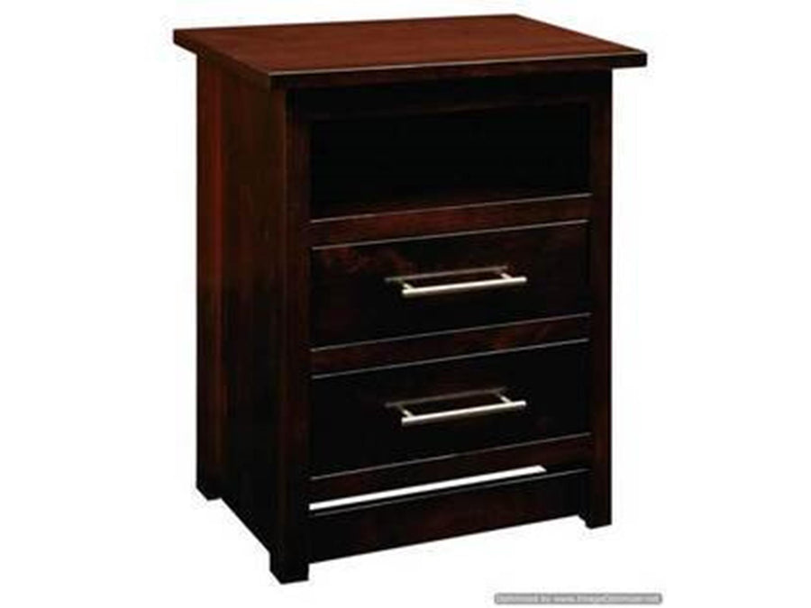 Hyde Park 2 Drawer Nightstand