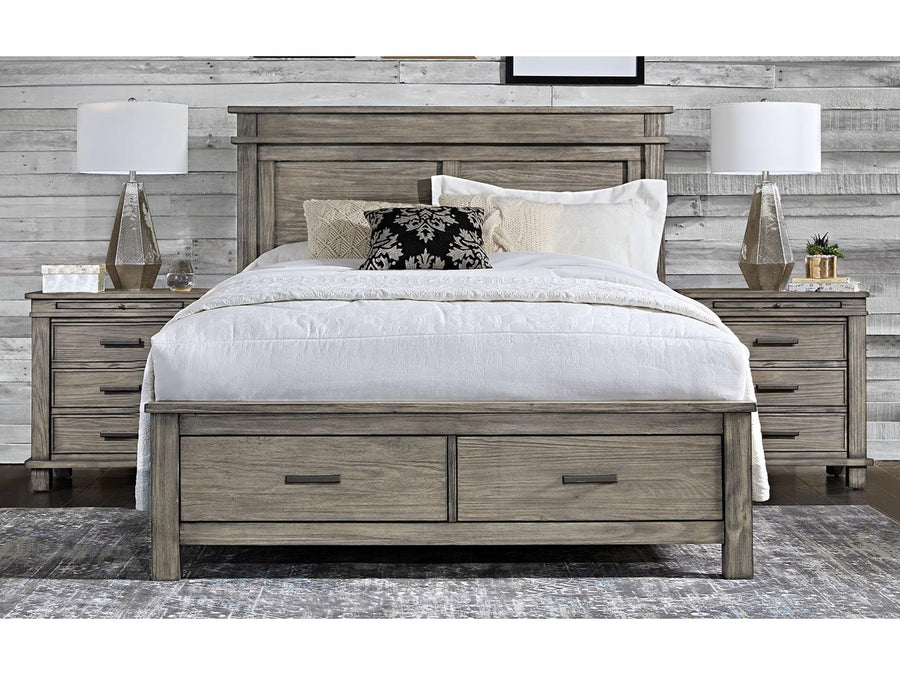 Queen Storage Bed  sc 1 st  Vancouver Woodworks & Queen Storage GLPGR5031 | Vancouver Woodworks Furniture Store