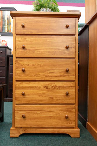 5-Drawer Deep Chest