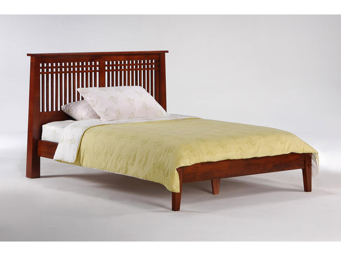 Solstice Full K Series Bed