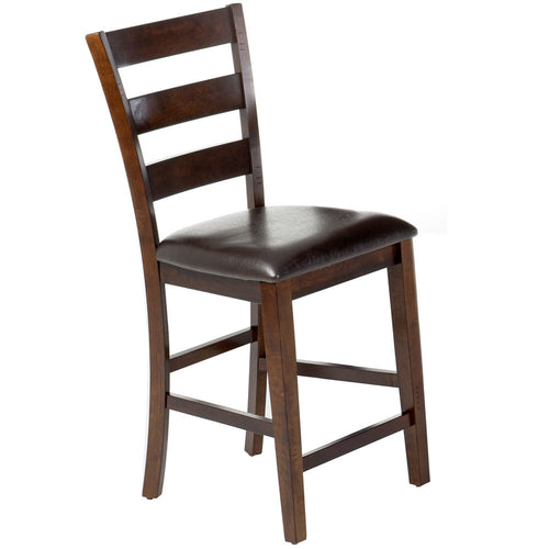 Ladder Counter Stool | Raisin