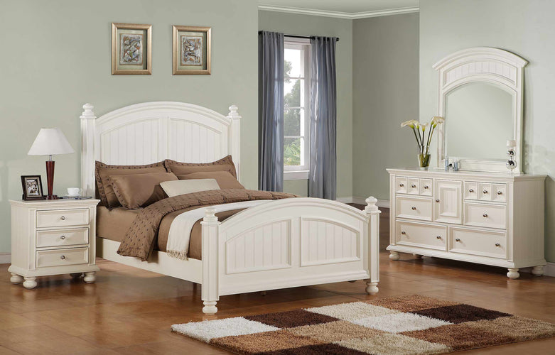 Cape Cod Panel Bed