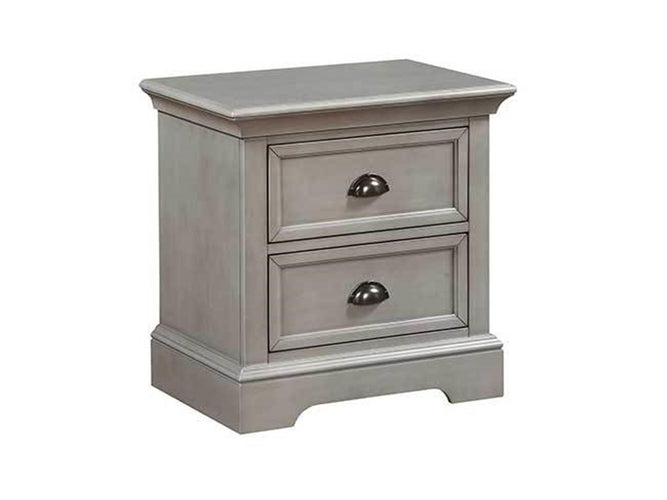 "25"" 2-Drawer Nightstand"