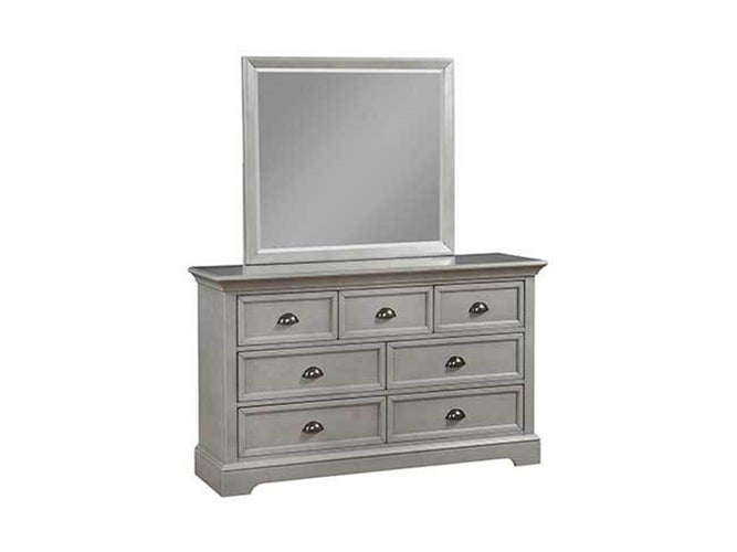 "58"" 7-Drawer Youth Dresser"