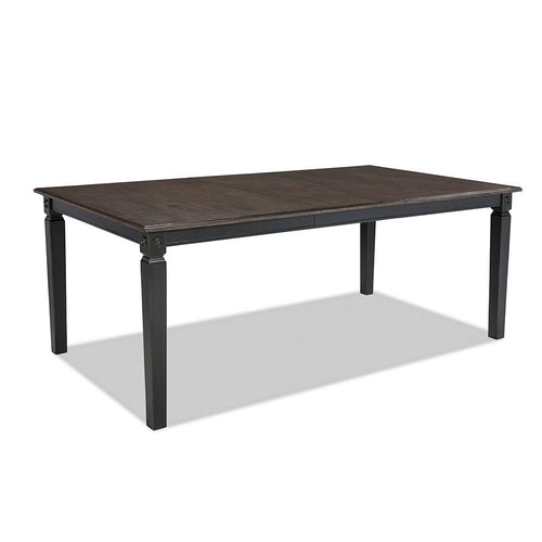Dining Table | Black & Charcoal
