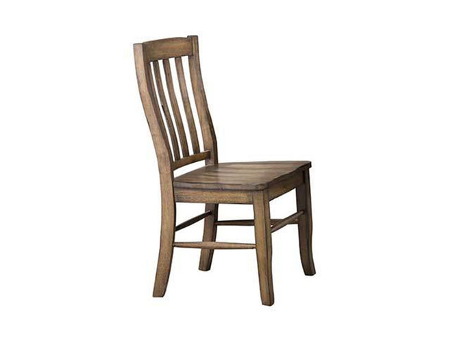 Rake Back Side Chair