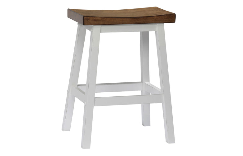 24 in Saddle Barstool