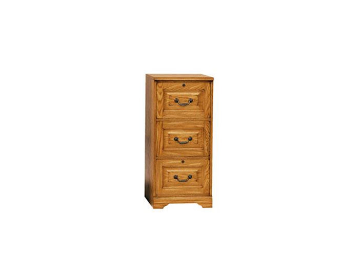 Three-Drawer File