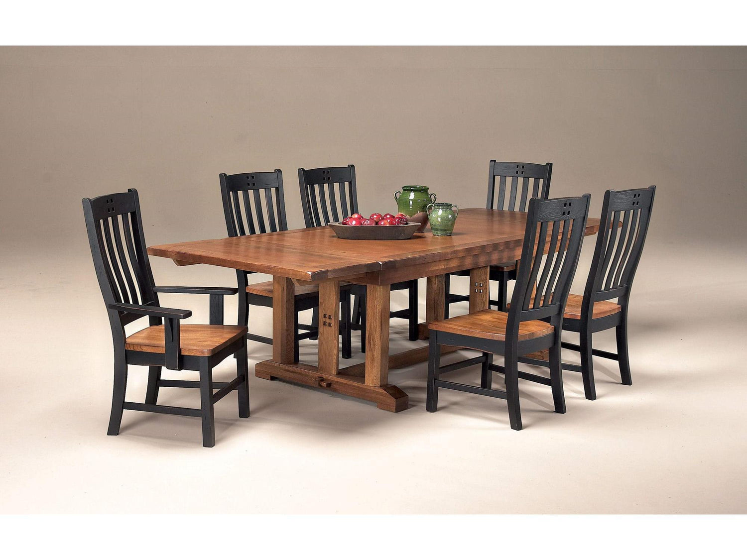 Roanoke Trestle Dining Table Dining furniture in Vancouver, WA