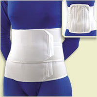 FLA Deluxe 11in. Lumbar Sacral Back Support