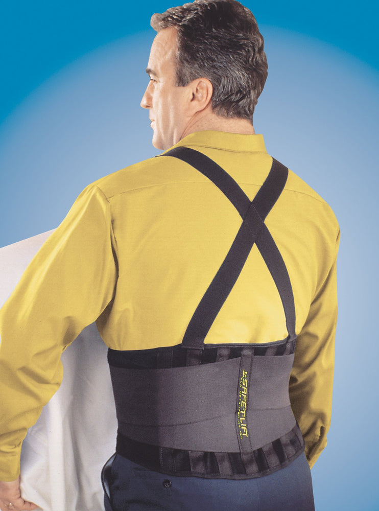 FLA Safe-T-Lift® LX Occupational Back Support