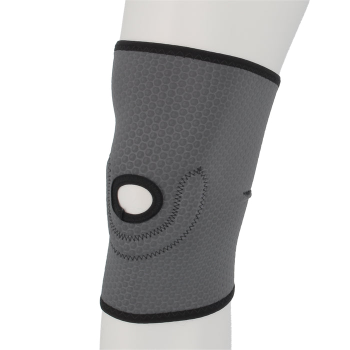 Actifi SportMesh I Knee Support Compression Sleeve w/ Stabilizer Pad
