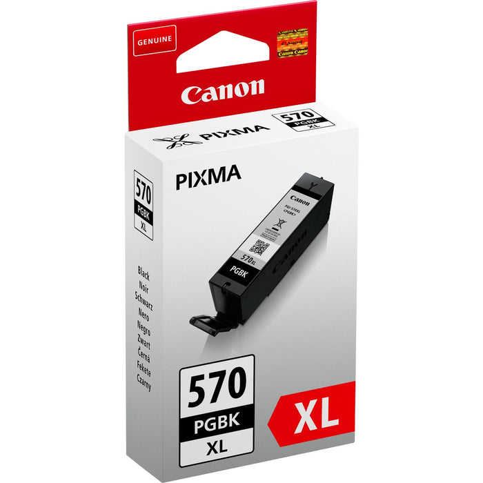 CARTUCCIA ORIGINALE CANON 570XL NERO