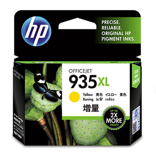 CARTUCCIA ORIGINALE HP 935XL GIALLO