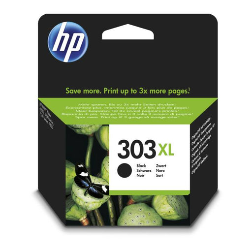 CARTUCCIA ORIGINALE HP 303XL NERO