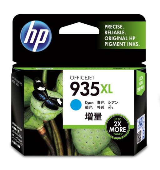 CARTUCCIA ORIGINALE HP 935XL CIANO