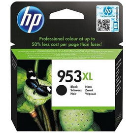 CARTUCCIA ORIGINALE HP 953XL NERO