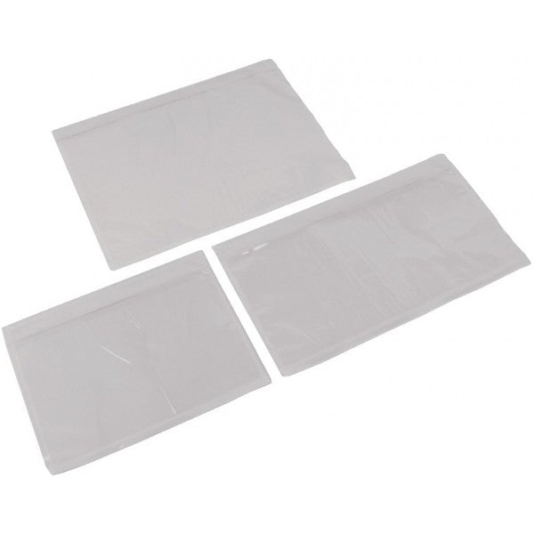 Buste adesive neutre per documenti postali - 235x175 mm - 100pz.