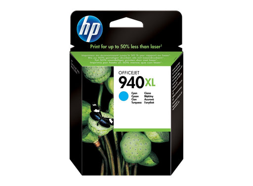 CARTUCCIA ORIGINALE HP 940XL CIANO